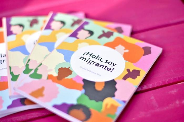 Buenos Aires presentó su guía para migrantes