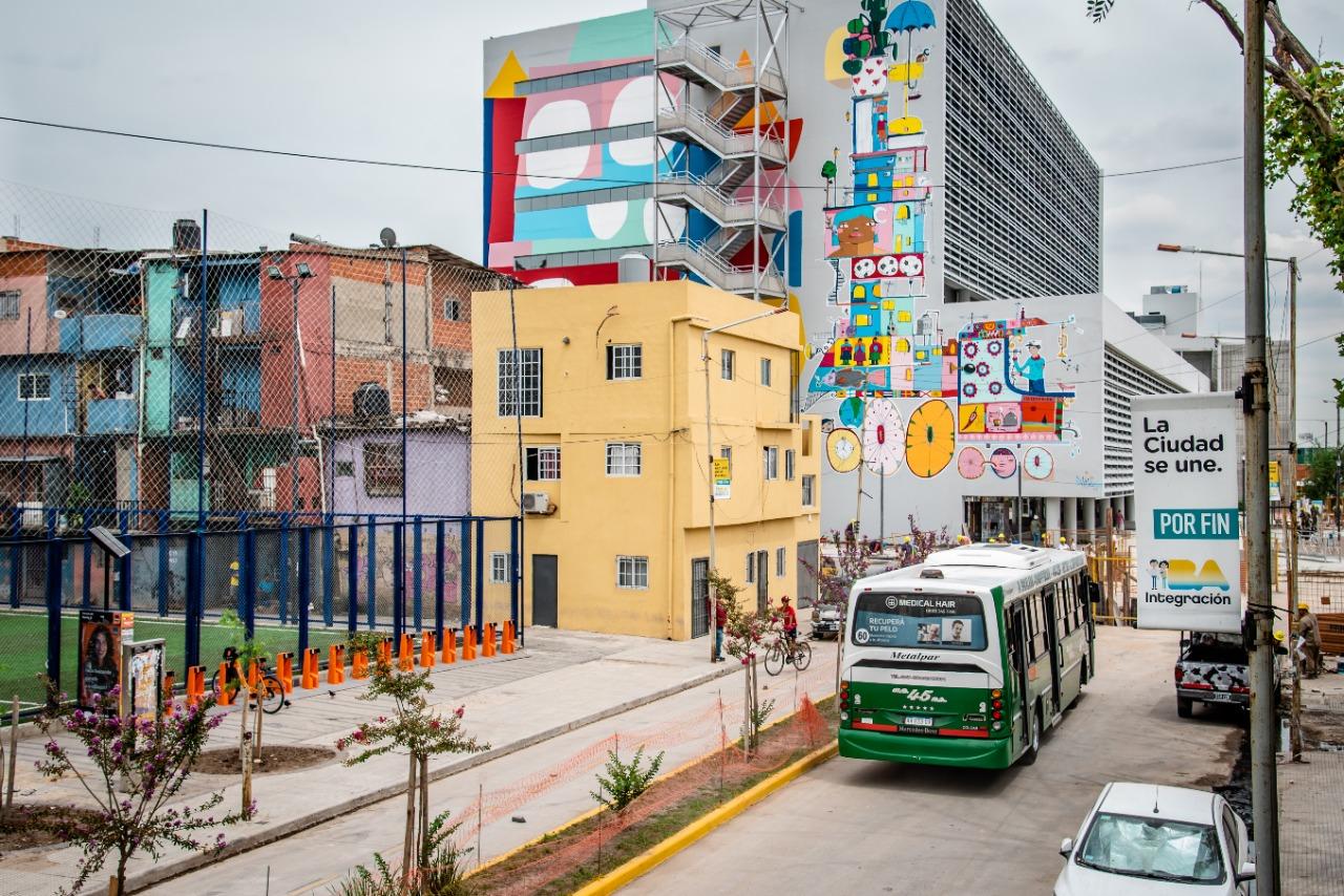 Barrio 31 de Buenos Aires, ejemplo de integración urbana y social en el Foro Urbano Mundial