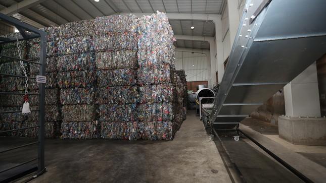 En el Callao abrieron nueva planta de reciclaje Recicloplas