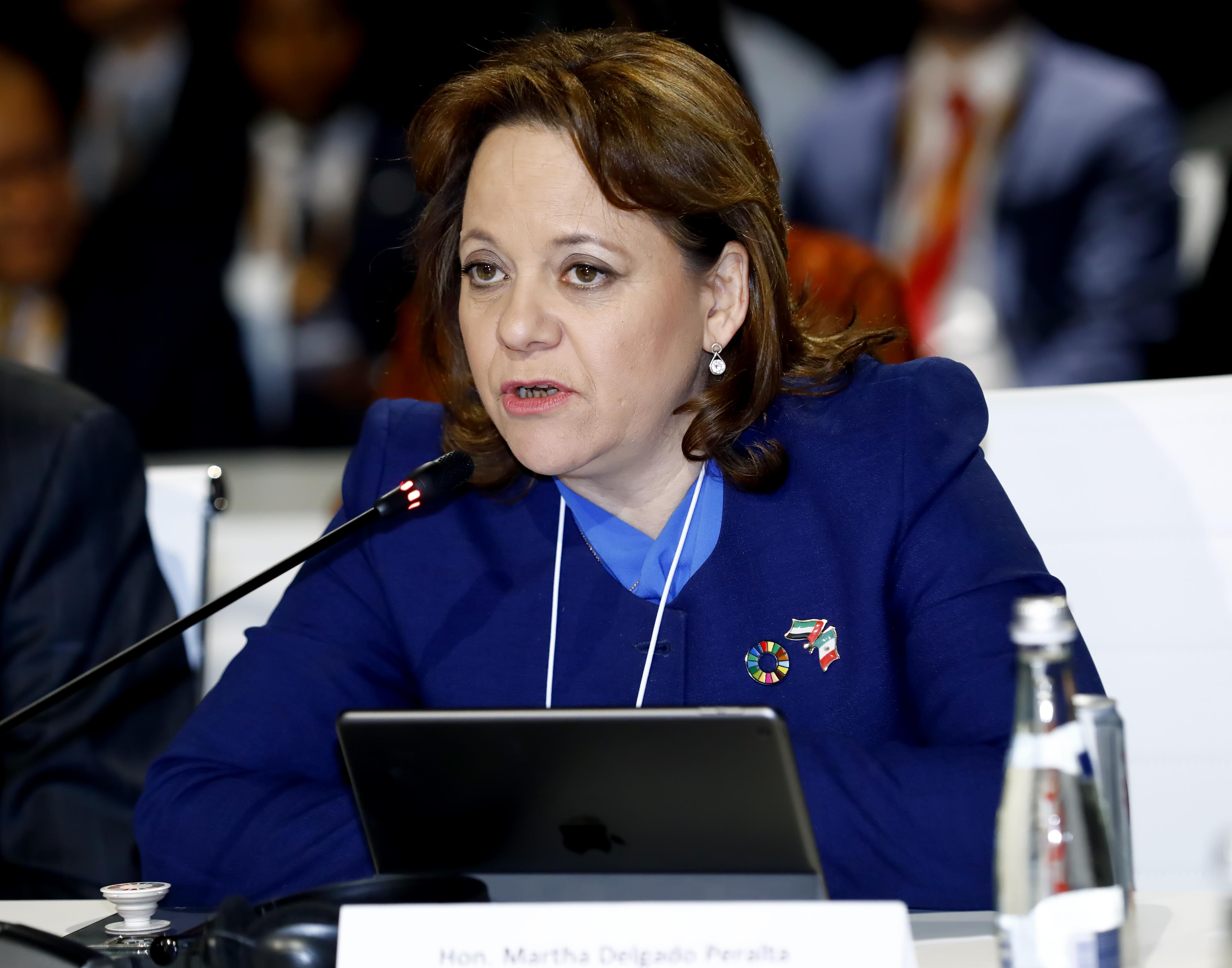 Nueva Agenda Urbana va muy desigual en el territorio latinoamericano: Martha Delgado