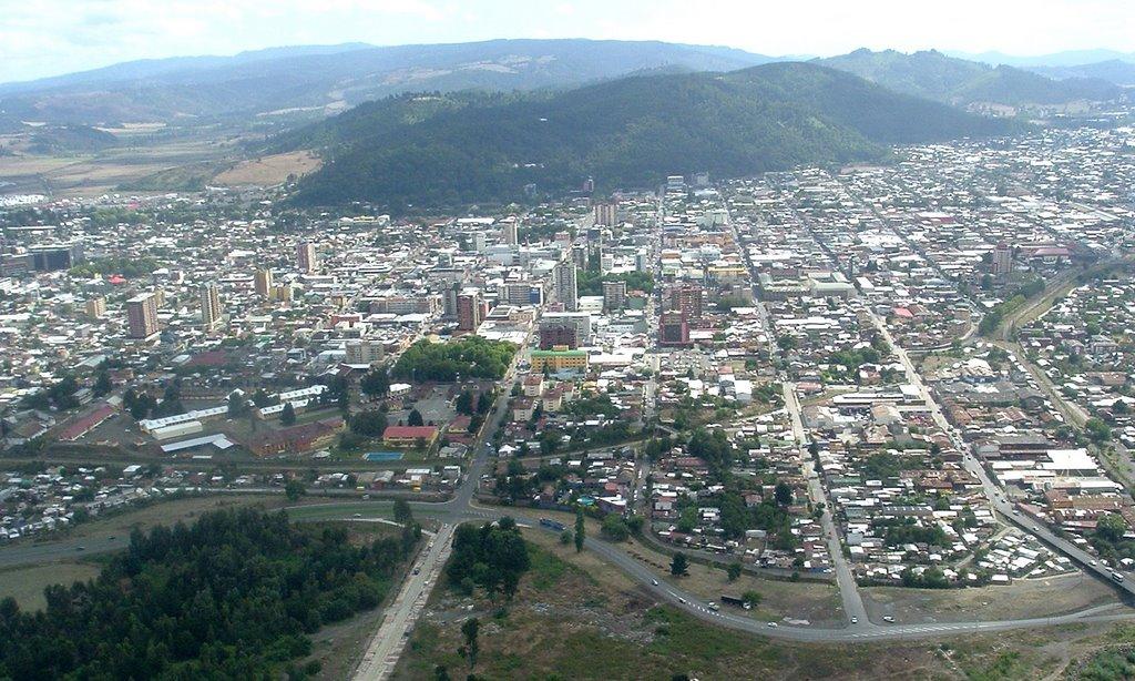 Ciudades chilenas tienen la peor calidad del aire en Latinoamérica