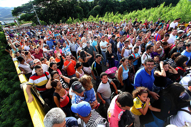 Migración de venezolanos a Colombia: oportunidad y retos