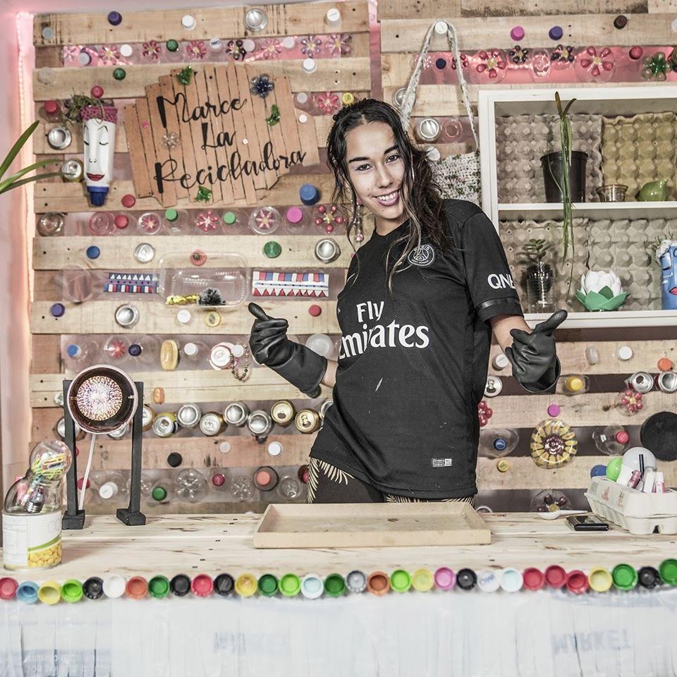'Marce, La Recicladora': la conciencia joven del reciclaje en las ciudades de Colombia