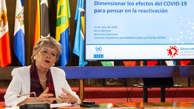 Suramérica, el de mayor contracción económica en Latinoamérica: Cepal