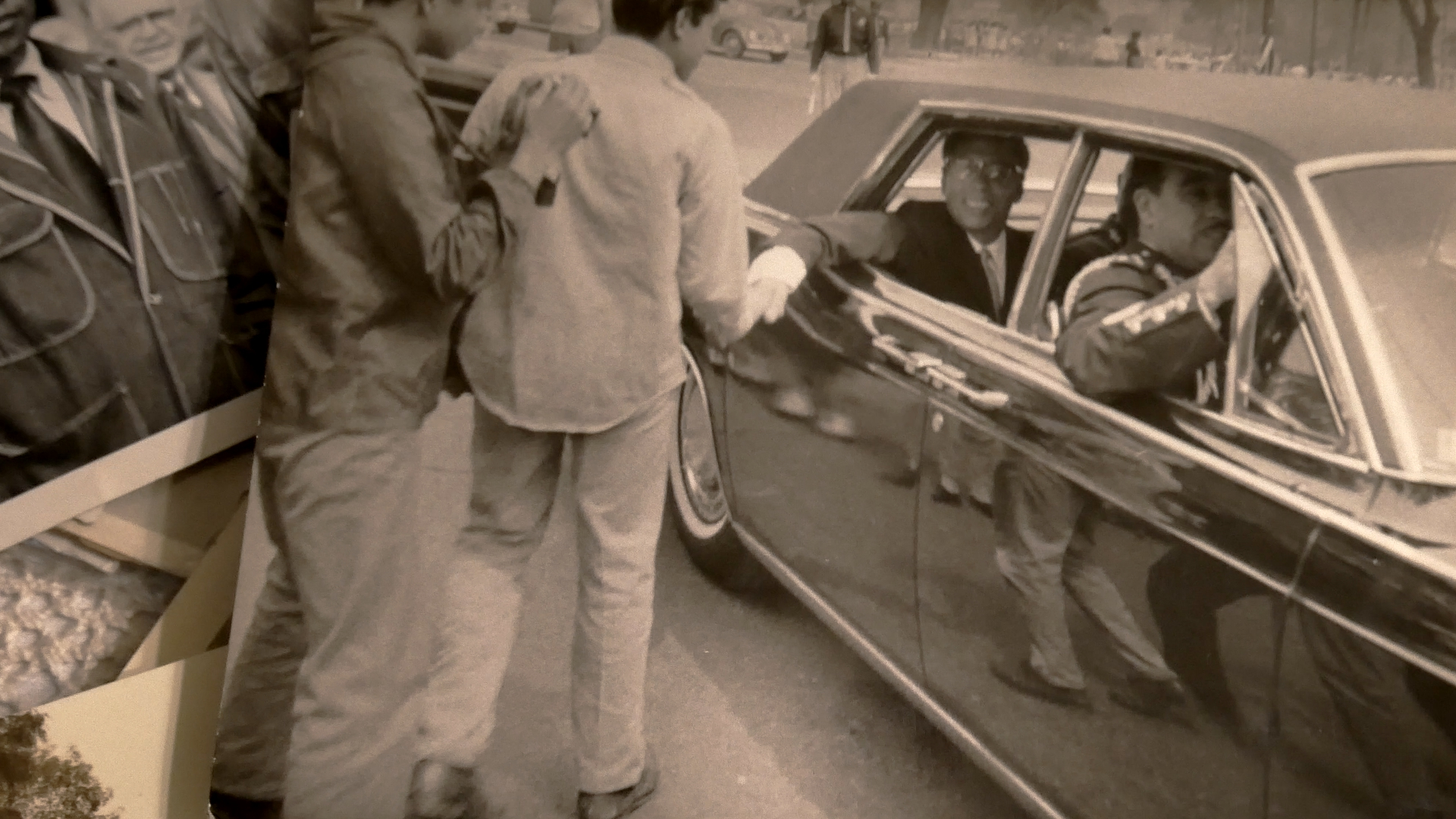 Imágenes como las del presidente Gustavo Díaz Ordaz, responsable de la masacre de estudiantes en 1968, se reviven no solo en televisión sino en redes sociales. Foto: Arturo Díaz