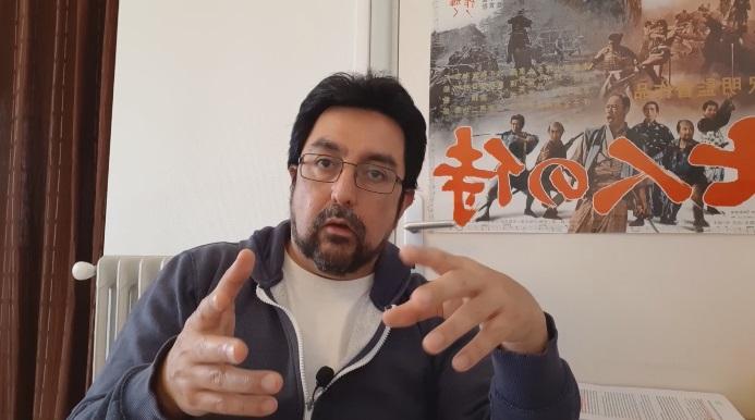 El COVID-19 no es sino un capítulo más dentro de la trama de la crisis por el cambio climático: Luis Buezo