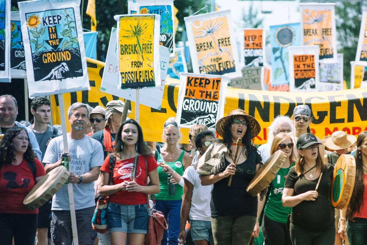 Movimiento internacional ambientalista 350.org llama a la acción por una #RecuperaciónJusta