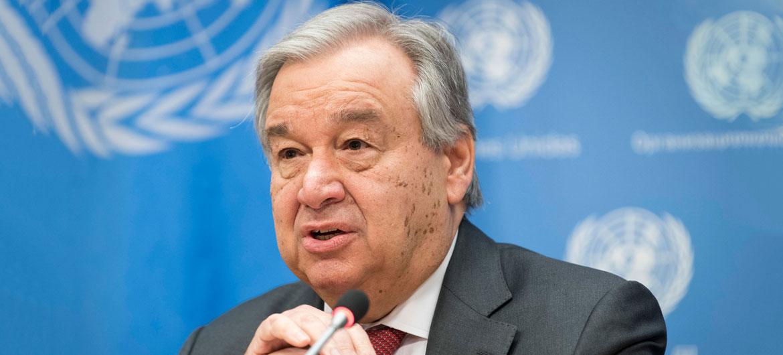 'Es el momento de repensar y remodelar el mundo urbano': Secretario General de la ONU