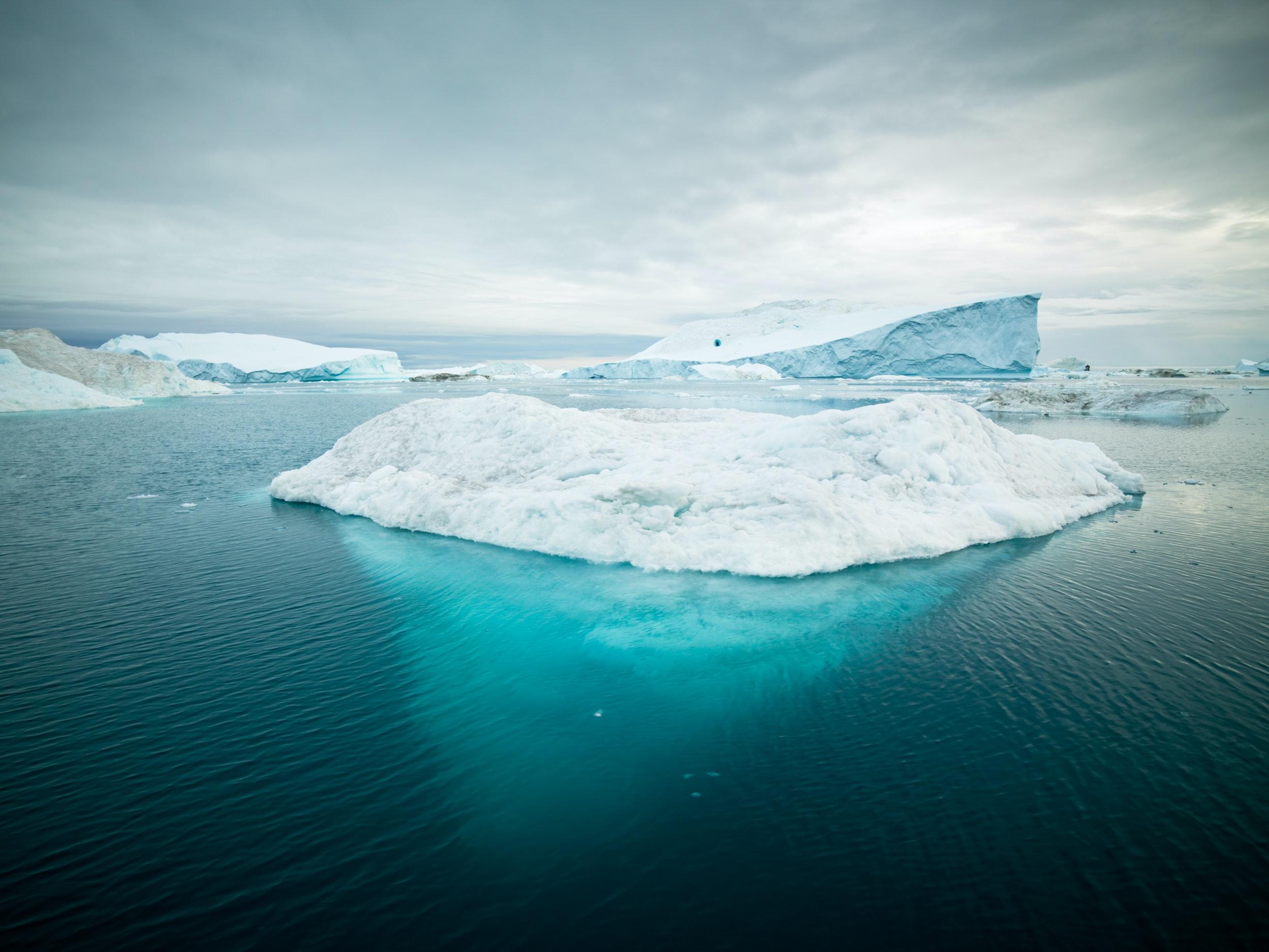 Récord de 38° de temperatura en el Ártico, advierte la OMM