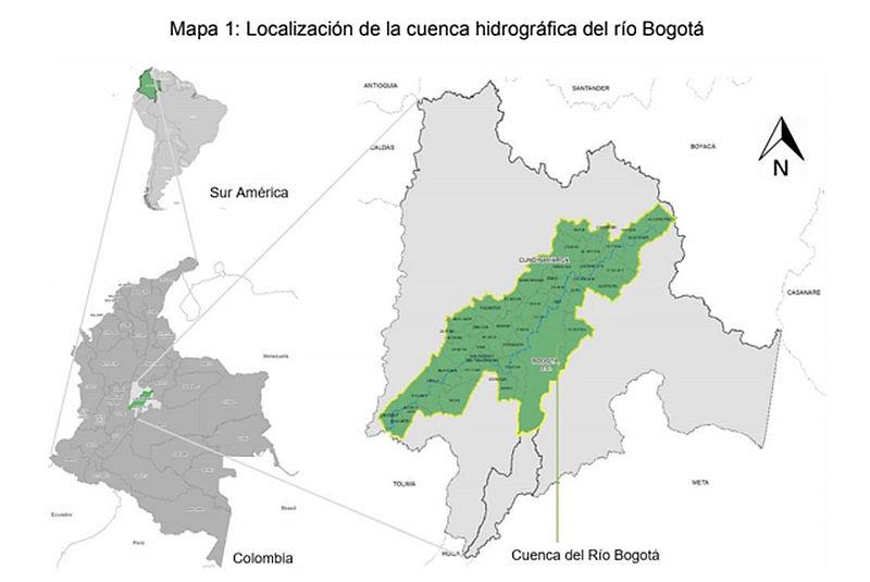 Río Bogotá debe ser el eje de la metrópolis capitalina