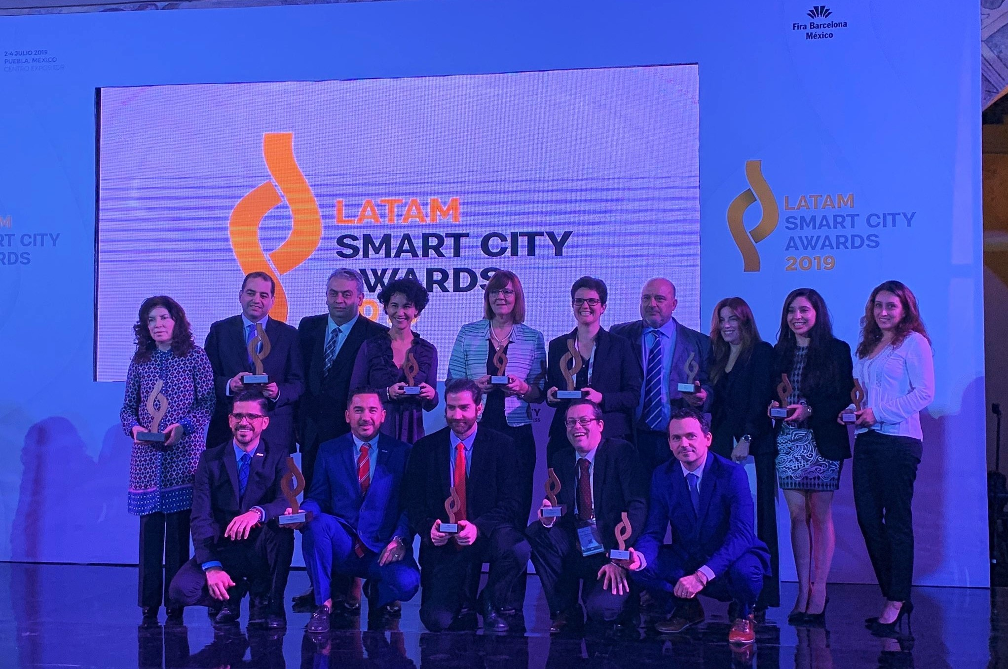 Octubre, la fecha para los Latam Smart City Awards en Mérida