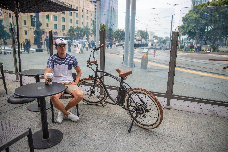 el corte ingles bicicleta electrica