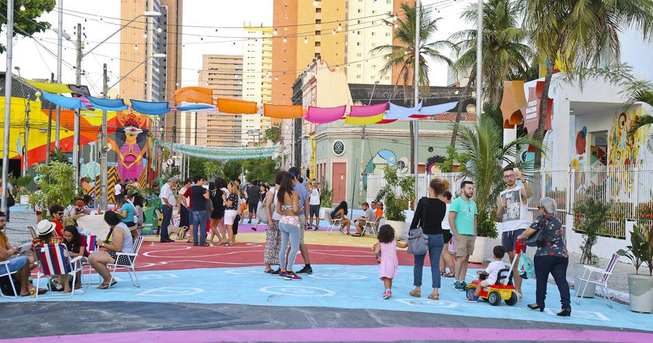 Bogotá y Fortaleza son buenos ejemplos de calles diseñadas para los niños