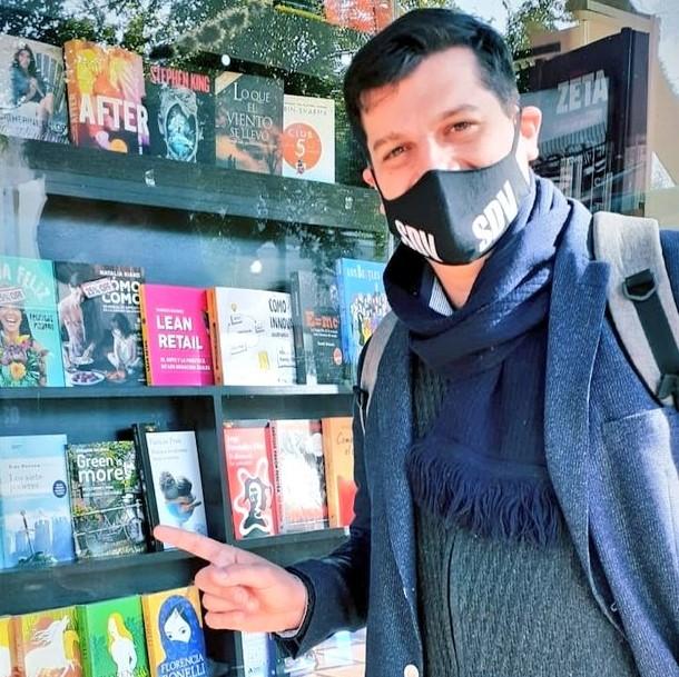 'La pandemia es el punto de inflexión hacia un nuevo modo de vida': Eduardo Saldivia