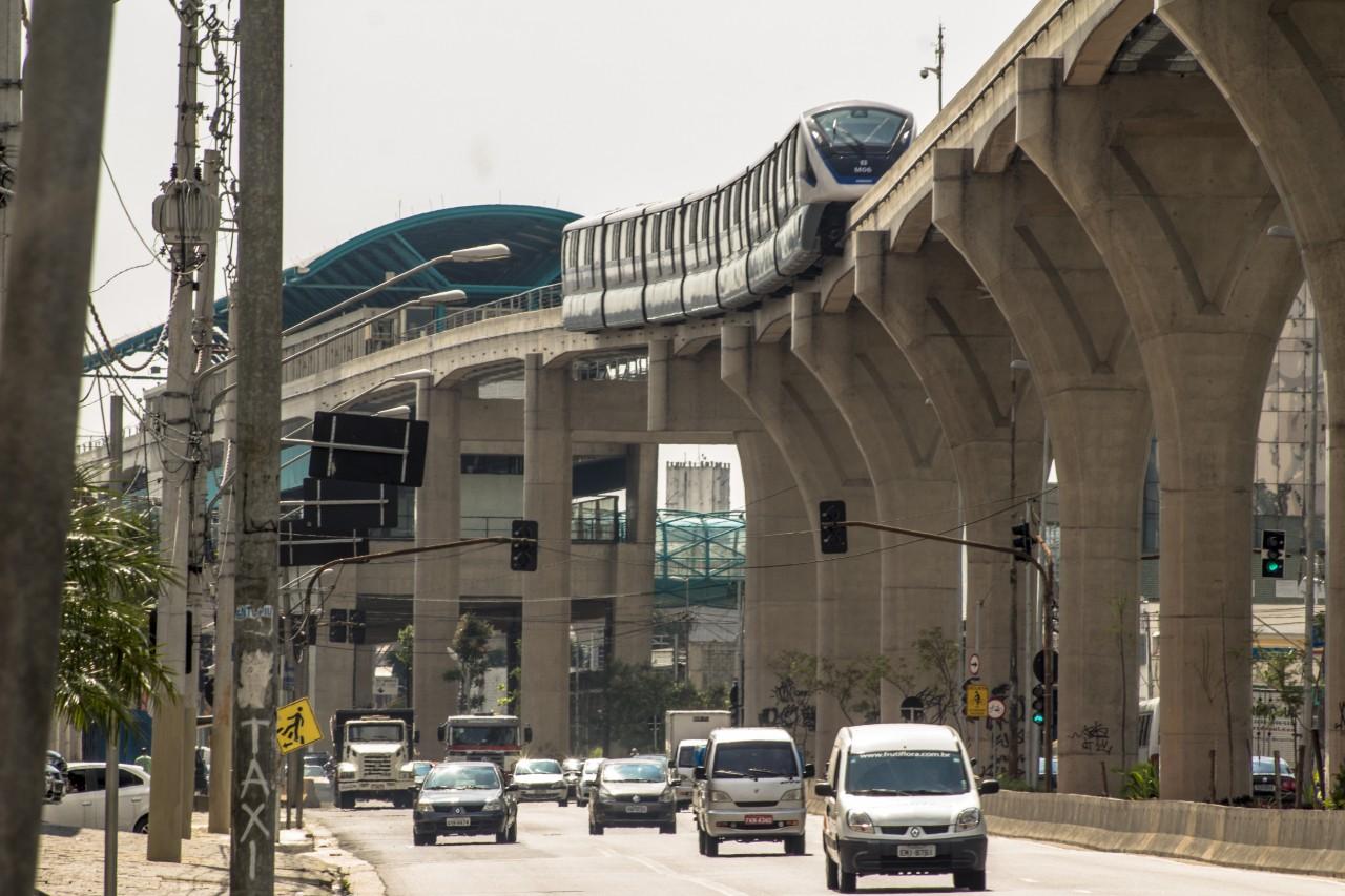 El 87 % de los brasileños está lejos de las estaciones de transporte público masivo