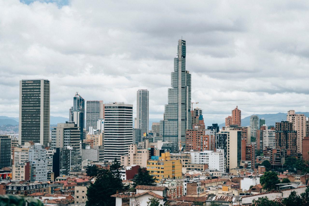¿Cuáles son las ciudades más modernas de Colombia?