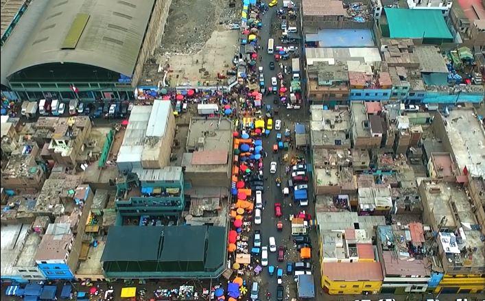 Mercados en el distrito La Victoria de Lima: innovación abierta y colaboración para su transformación