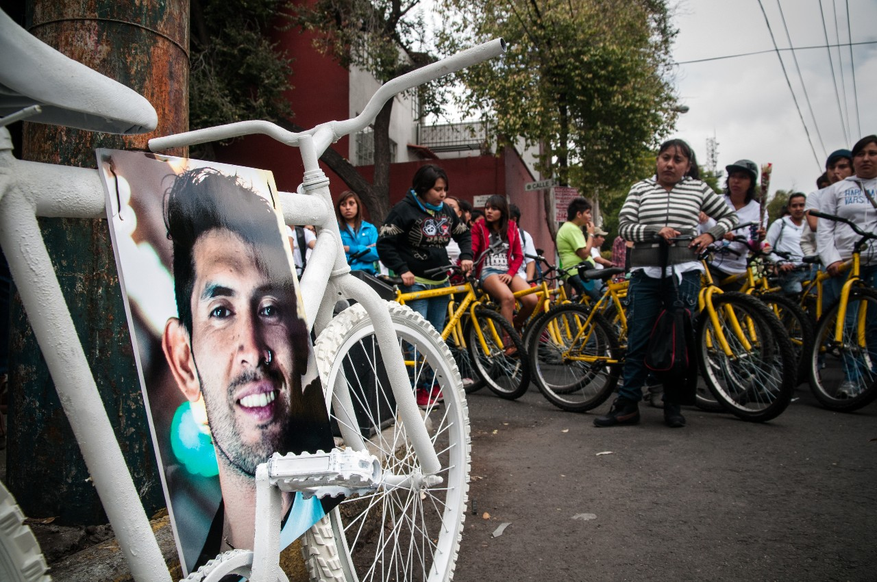 Colectivos ciclistas del continente piden medidas urgentes por la vida en las calles