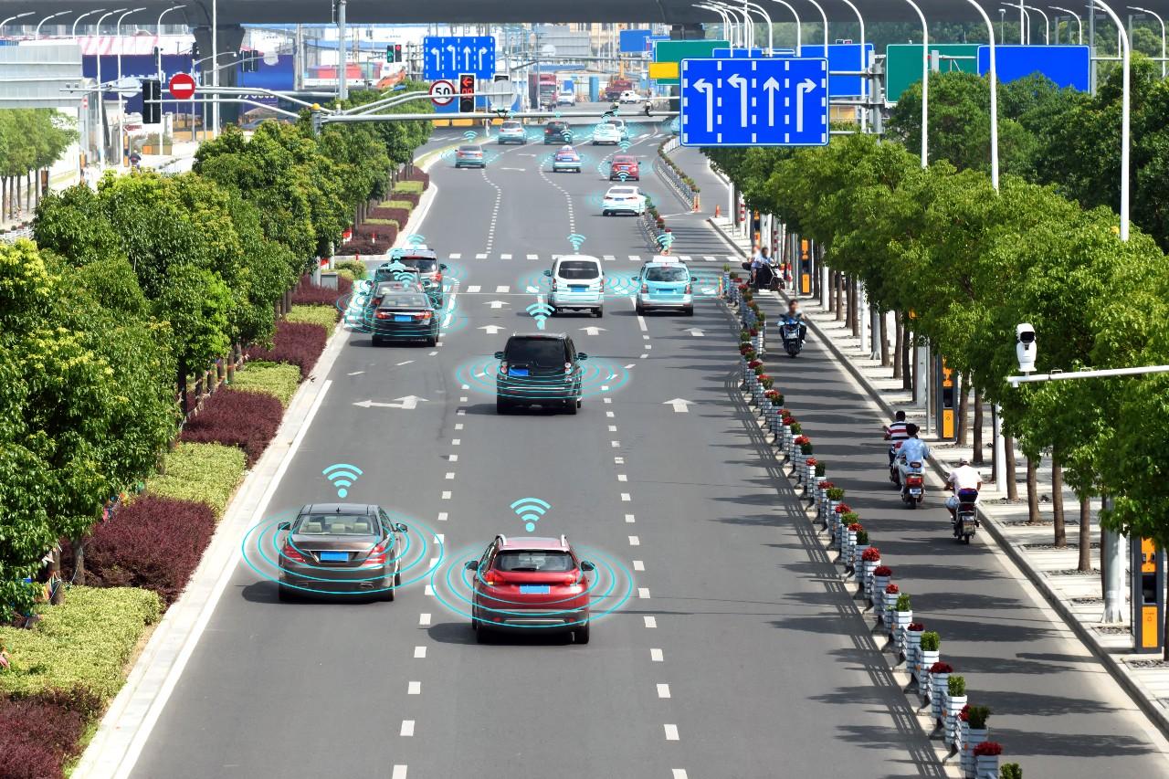En qué zonas de una ciudad son más probables los accidentes de transito