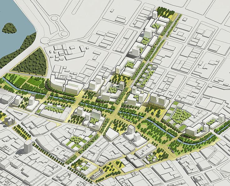 La naturaleza debe ir de la mano con los proyectos urbanos