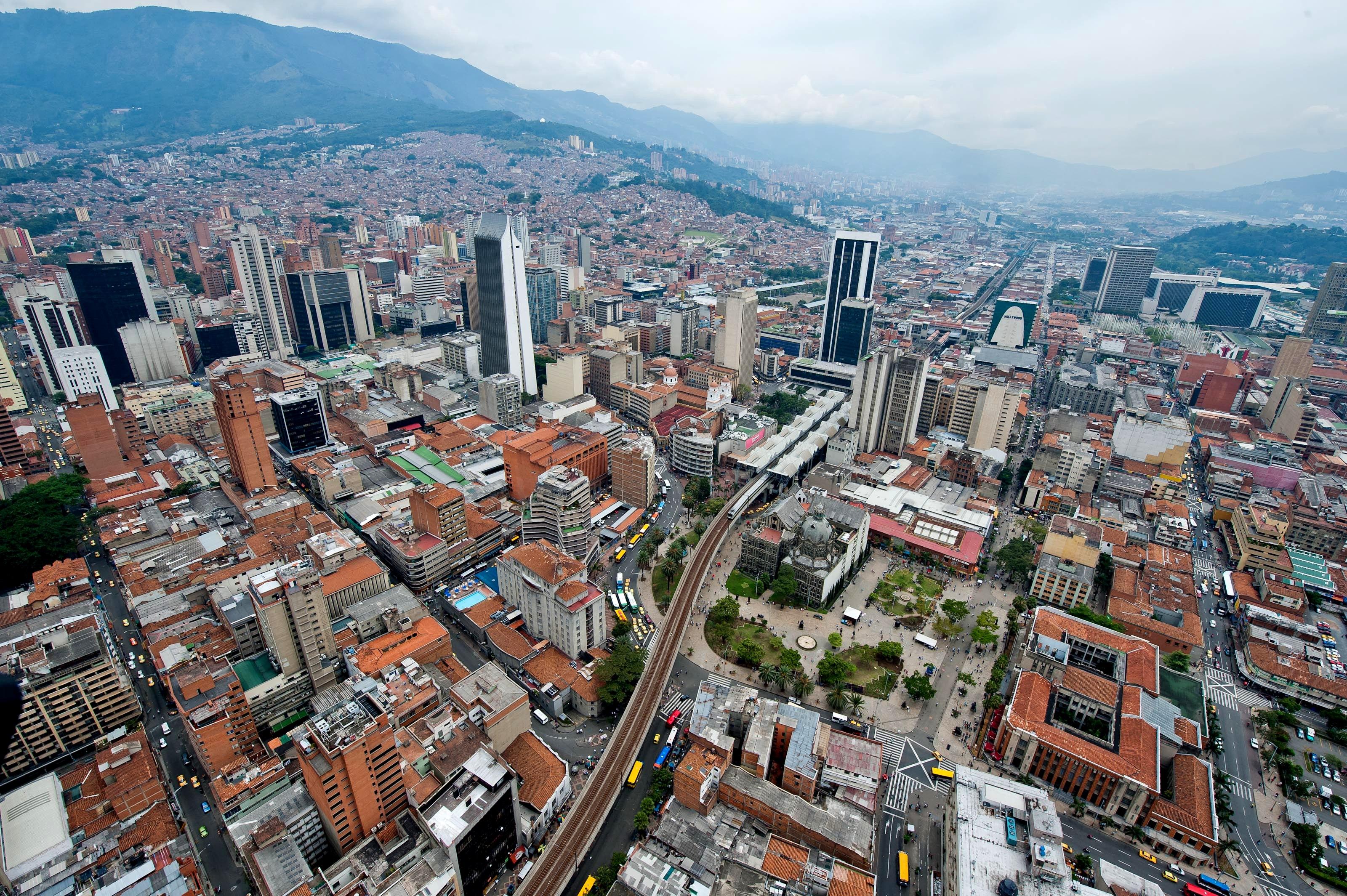 Racionalizar el tráfico, más efectivo que cobrar por congestión en Medellín