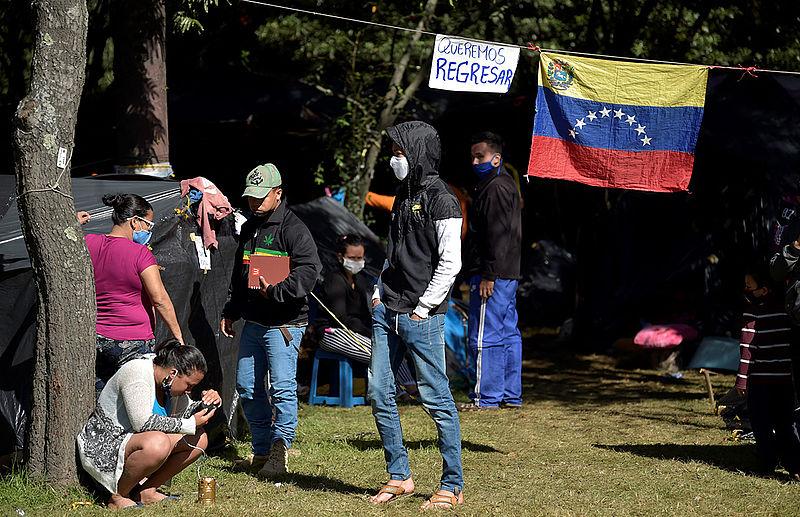 Migrantes venezolanos se adaptan a la realidad de las ciudades